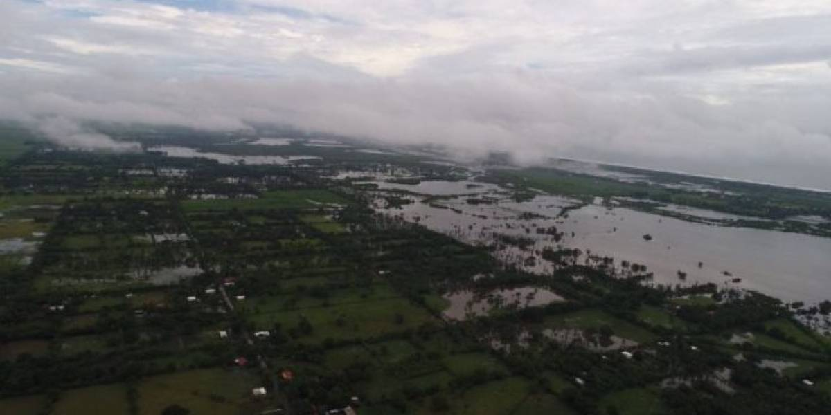 Pobladores de Nueva Concepción rechazan desvío de ríos con fines agro-industriales