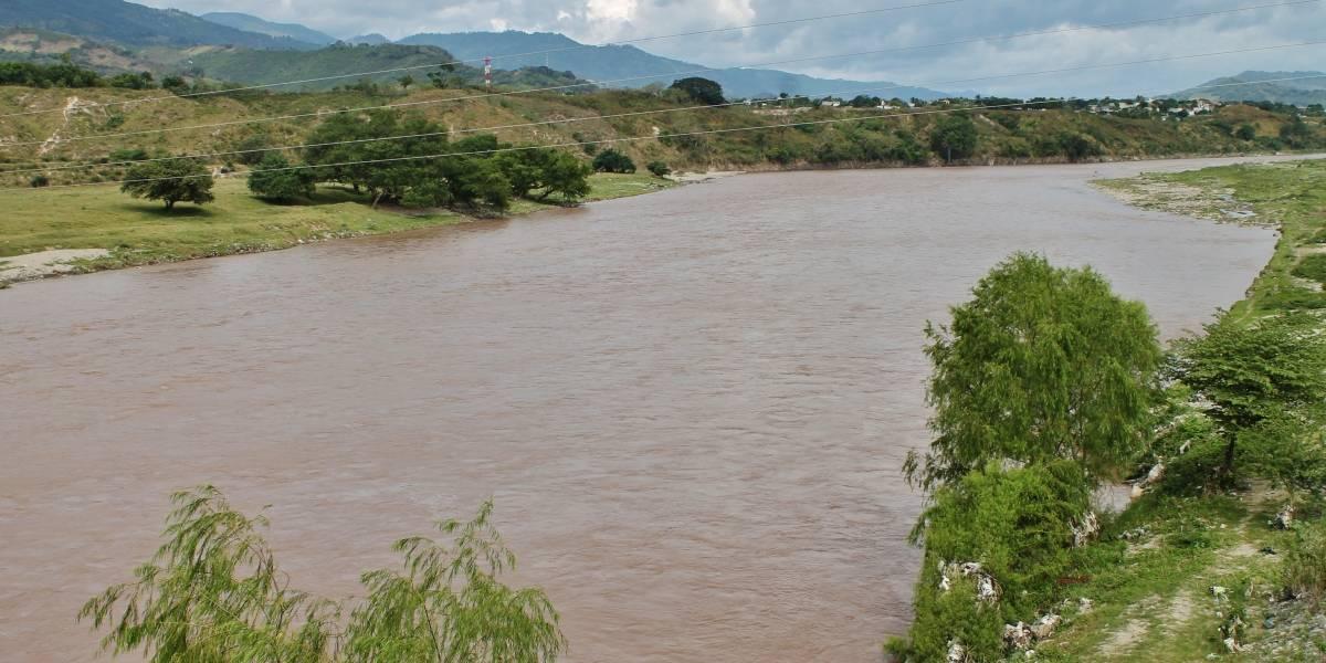 Planifican instalación de planta de tratamiento en el río Motagua