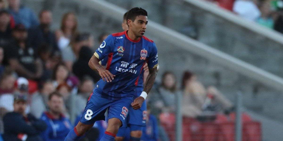 Jugador sufre terrible lesión en el futbol australiano