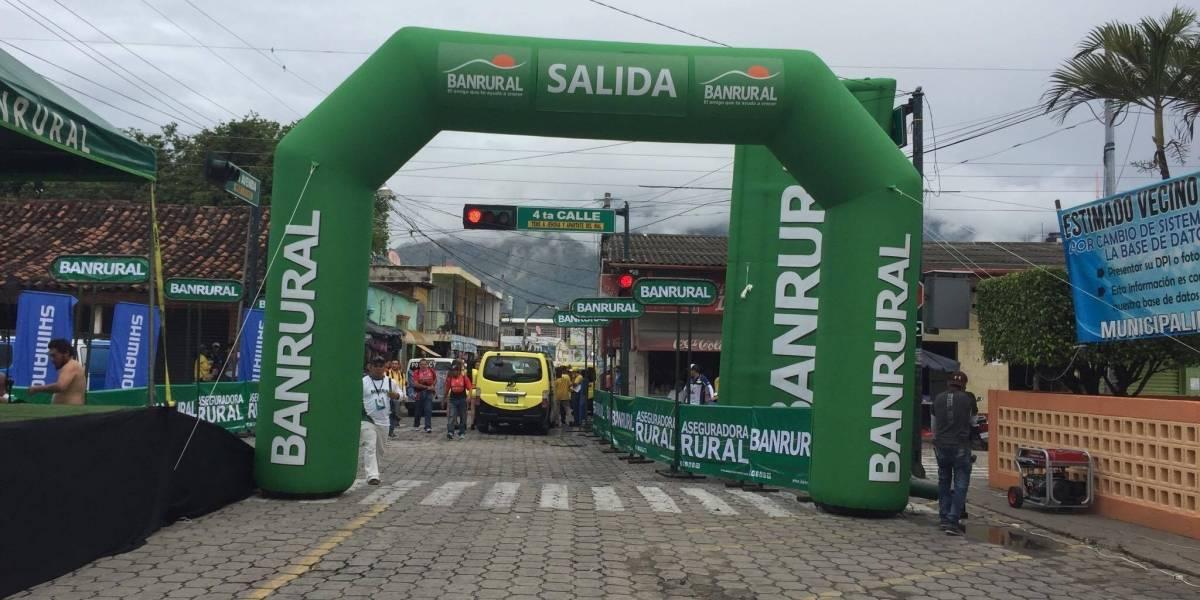 La ruta de la Vuelta nos lleva hacia El Progreso