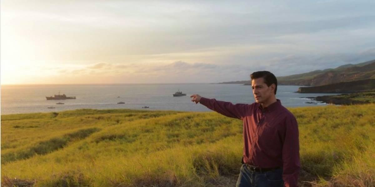Bachelet felicita a Peña Nieto por convertir Revillagigedo en área marina protegida