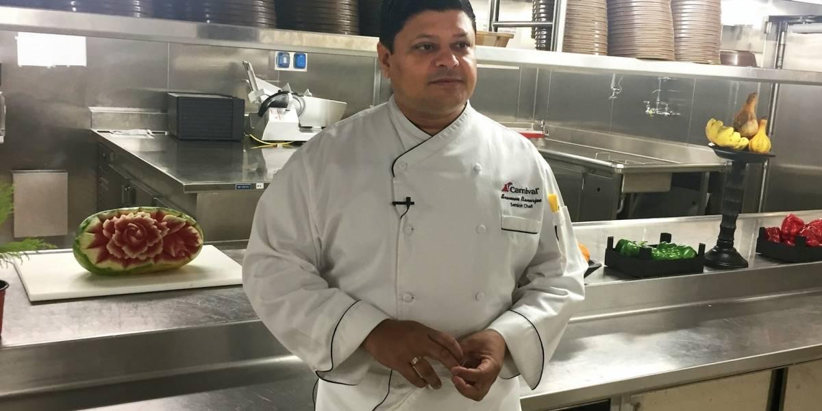 Cruceros ofrecen nueva cocina con los mejores chefs