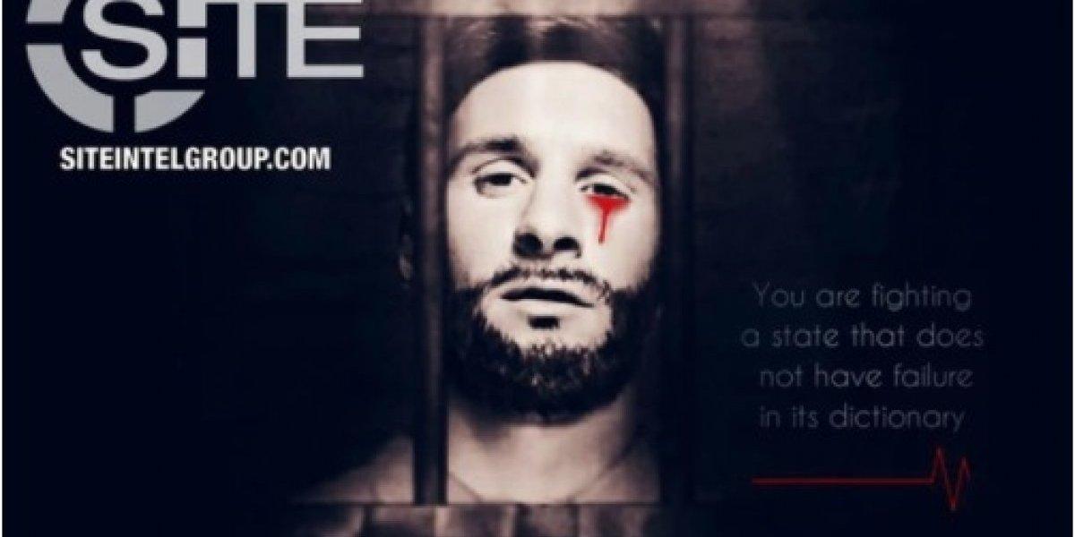 ISIS amenazó a Lionel Messi