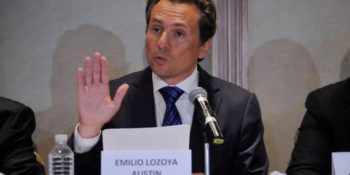 Fepade cita a declarar a Emilio Lozoya el próximo jueves