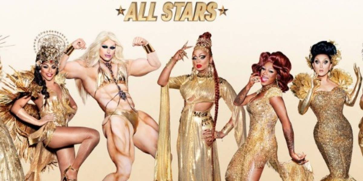 "Revelan participantes de ""RuPaul Drag Race All Stars 3"""