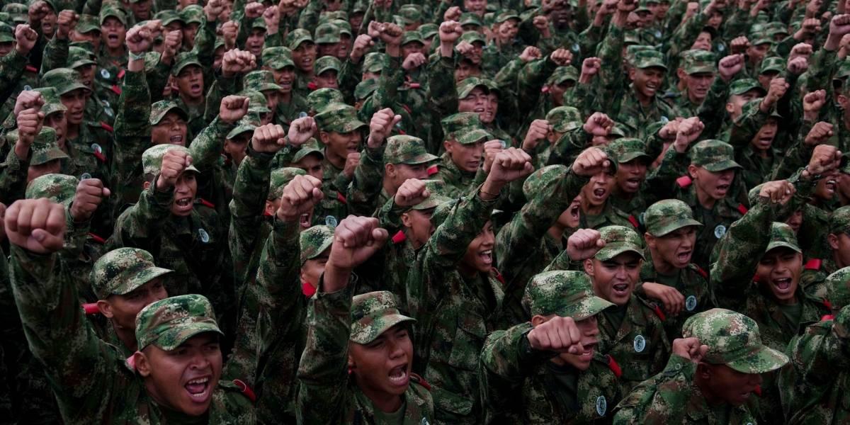 Dos soldados fueron asesinados en un bar de Chaparral (Tolima)