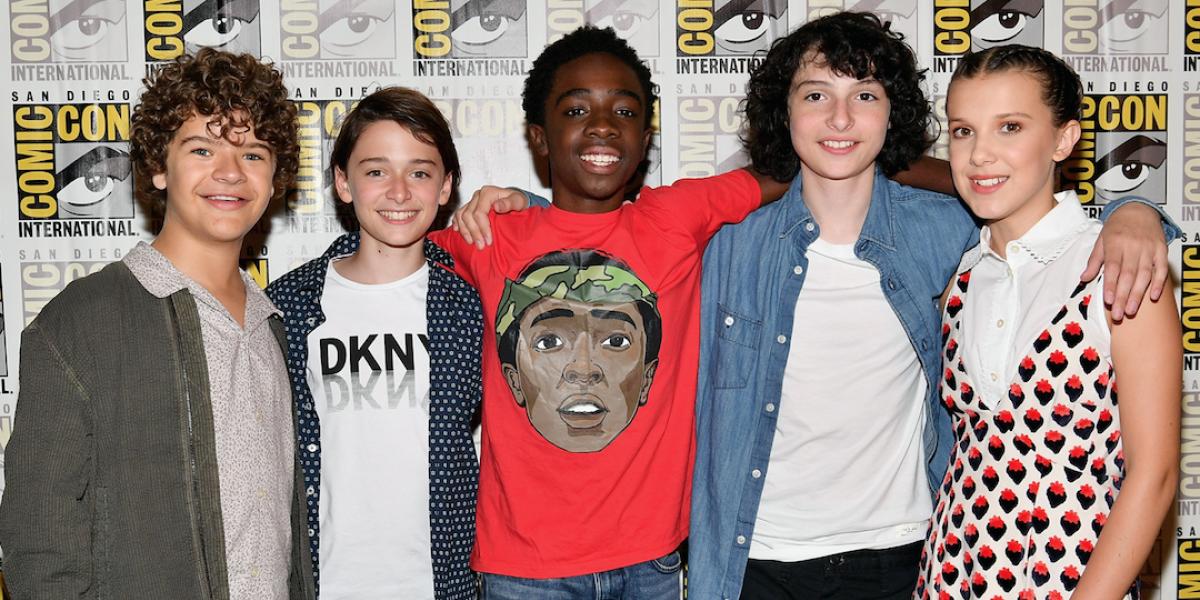 'Verán nueva temporada en dos días': Eleven de 'Stranger Things'