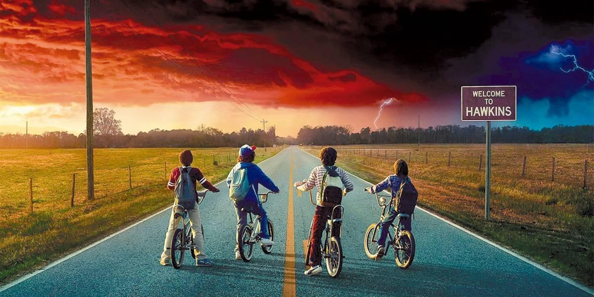 Stranger Things domina votação da Netflix com as melhores séries originais do ano