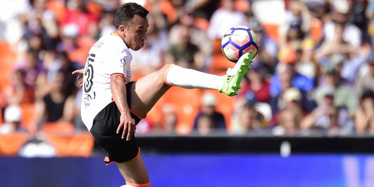 """En Valencia aplauden la actitud de Fabián Orellana: """"Tuvo un comportamiento excepcional"""""""