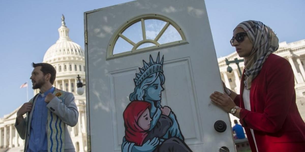 Trump abre las puertas a medias: autoriza la entrada de refugiados a EEUU con la excepción de 11 países