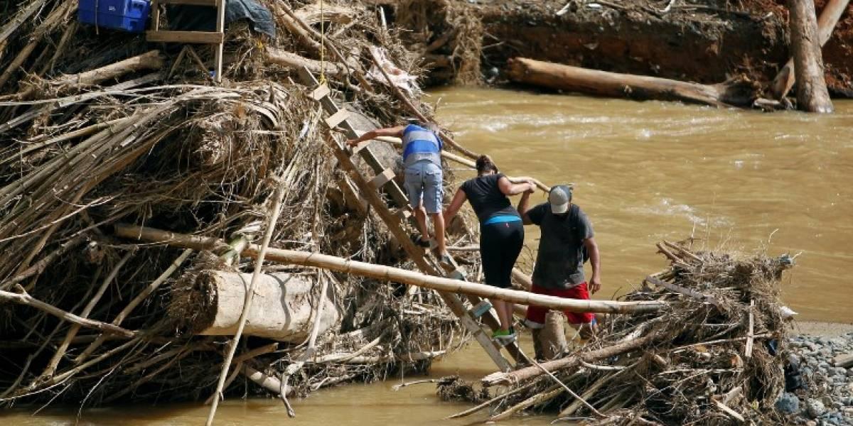 Puerto Rico enfrenta la amenaza de una bacteria mortal en medio de la grave crisis humanitaria que dejó el huracán María