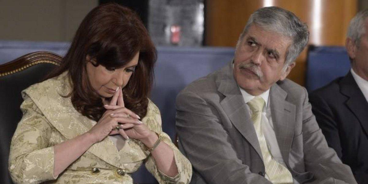 Julio de Vido, ex ministro clave de los Kirchner fue desaforado y detenido por sospechas de corrupción