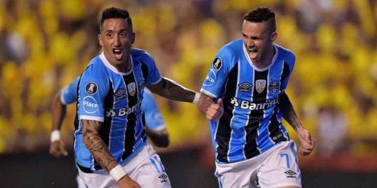 Minuto a minuto: Gremio golea a Barcelona y queda muy cerca de la final de Libertadores