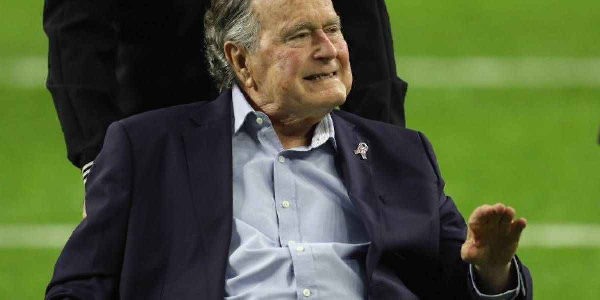 Escándalos de acoso tras caso Weinstein llegan a la política estadounidense: George Bush padre es acusado de manosear a actriz