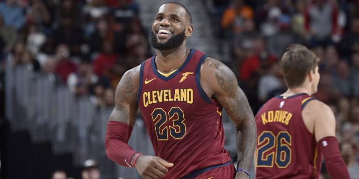 LeBron James mostró toda su clase para darle el triunfo a Cleveland ante Chicago