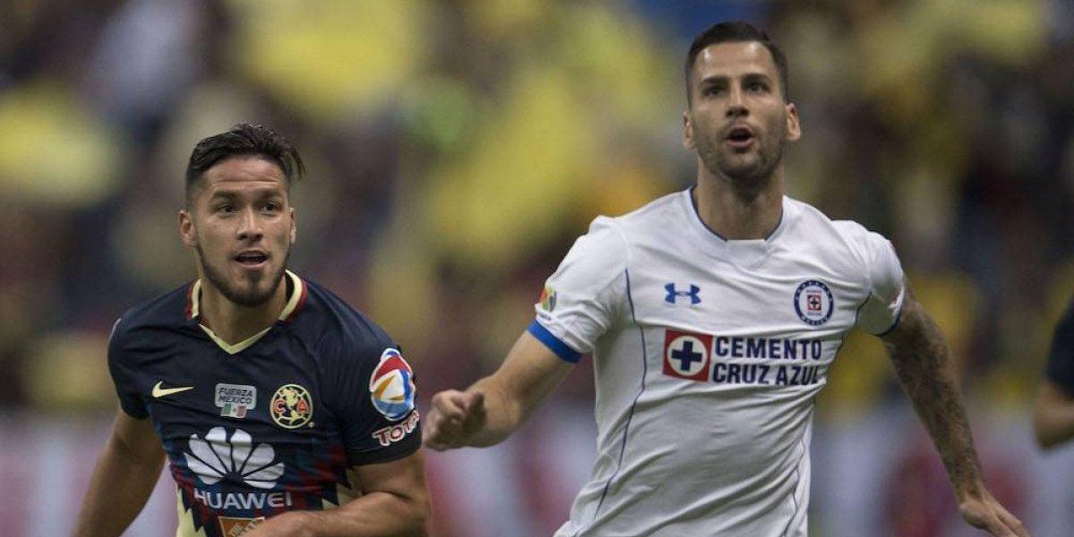 América vence a Cruz Azul en la Copa MX