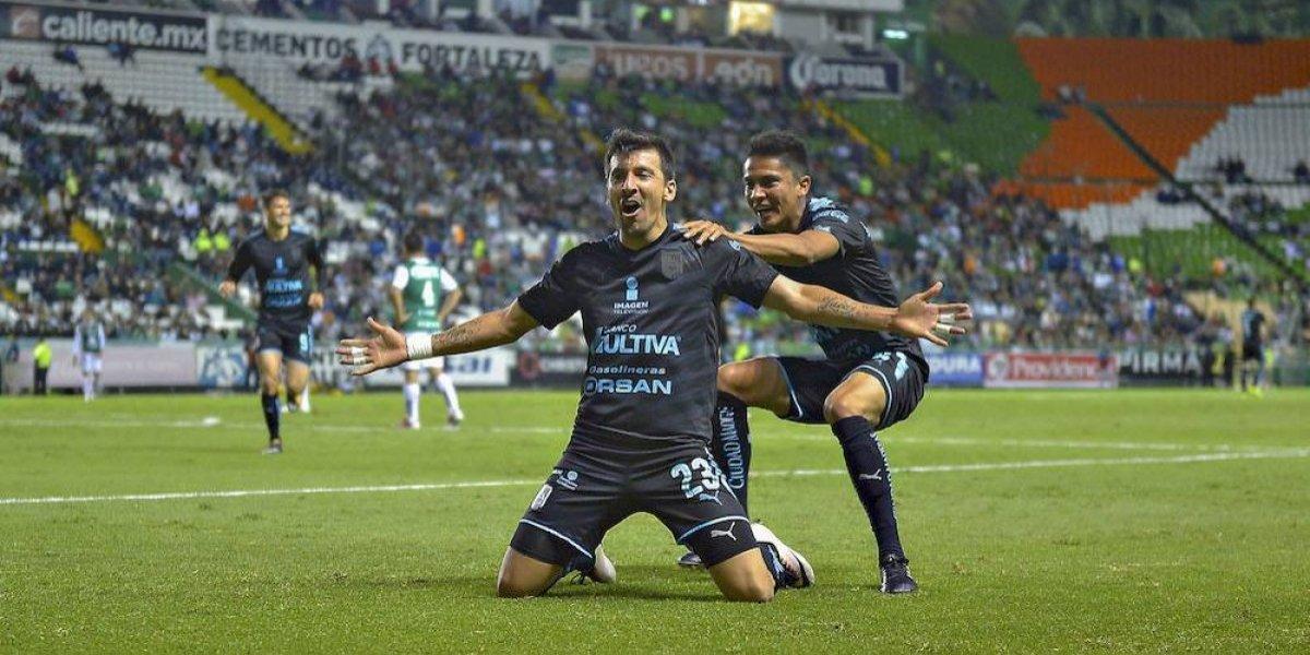 Querétaro deja fuera al León en penales