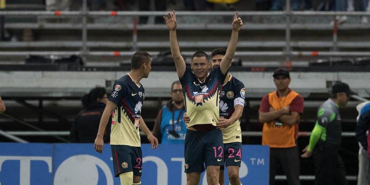 América elimina al Cruz Azul de la Copa MX