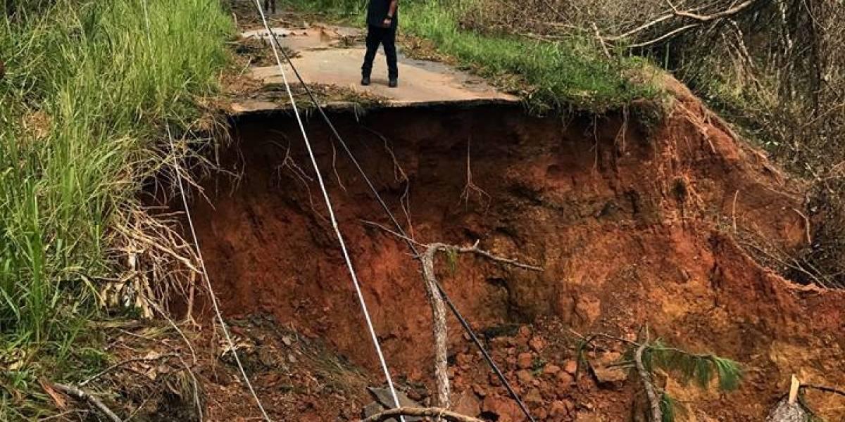 """Reconstruir a Puerto Rico pudiese tomar """"hasta 100 años"""""""