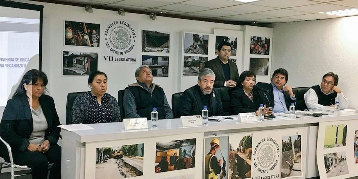 Mancera debe recorrer zonas afectadas de Tláhuac: PRD