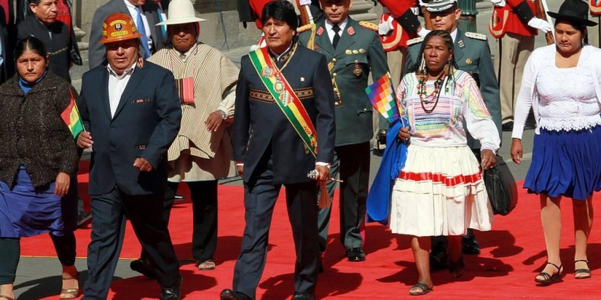 Capturan a aliados de Evo Morales en Bolivia