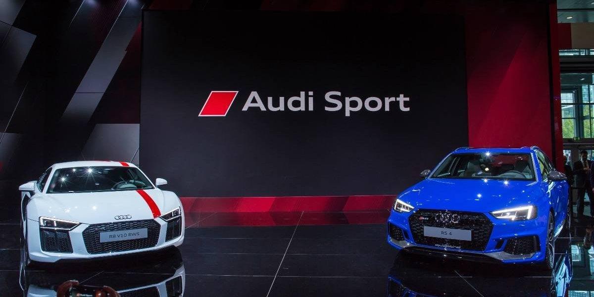 Las ambiciosas metas de Audi Sport para 2020