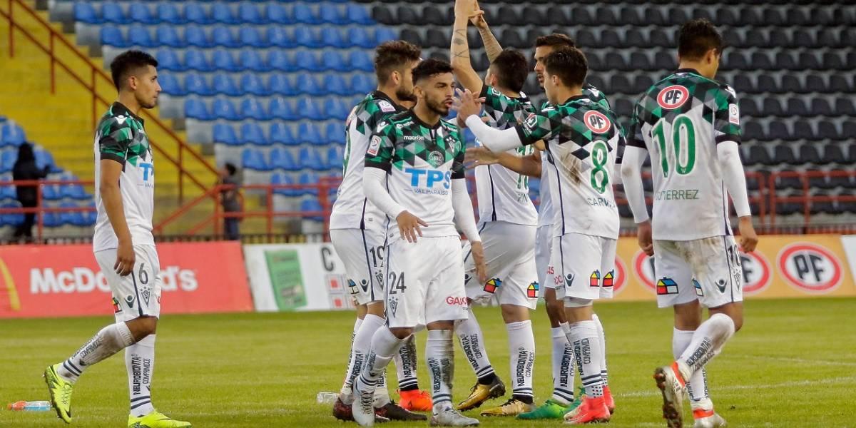 Santiago Wanderers jugará la Copa Libertadores después de 16 años