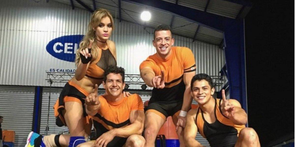 """Integrante de """"Combate"""" comparte su increíble transformación gracias al fitness"""