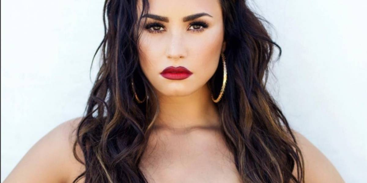 ¿Demi Lovato cantará en español con Luis Fonsi?