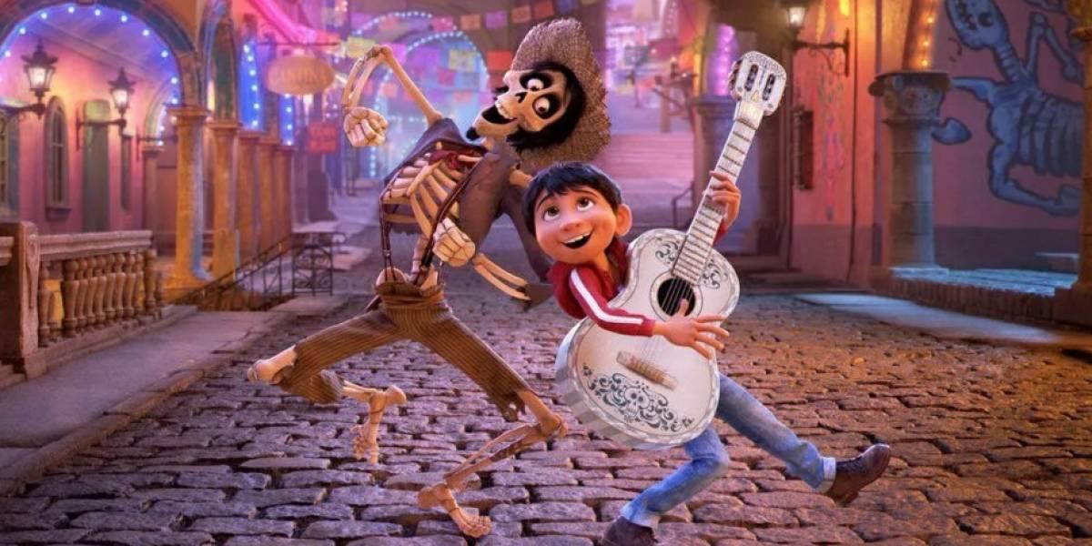 Así es 'Coco', la historia de amor a México creada por Pixar