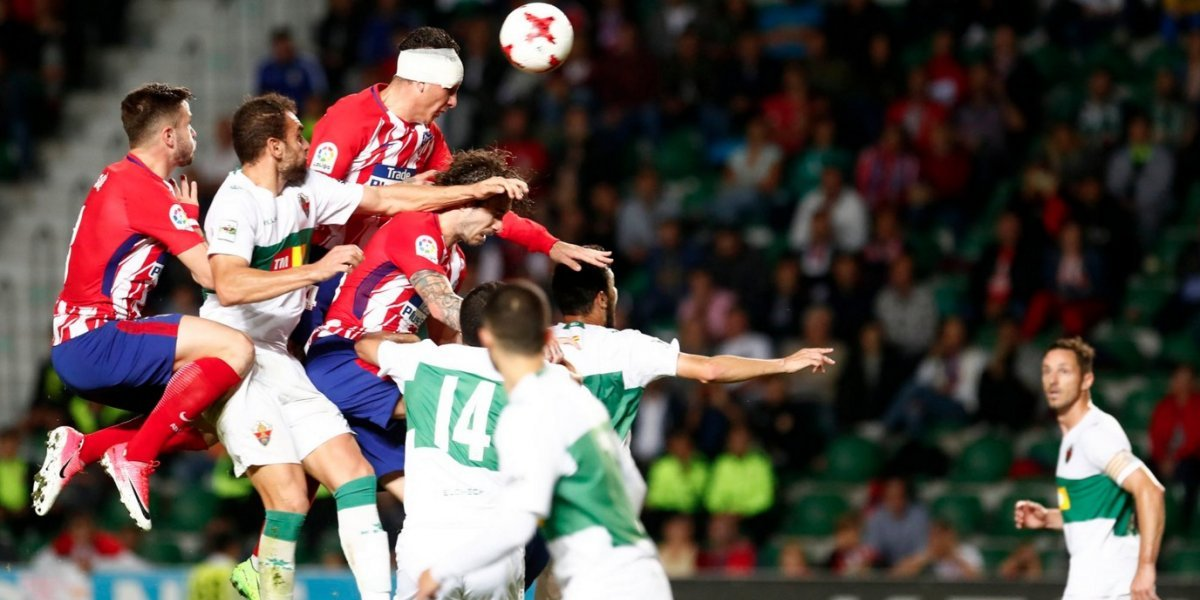 Pobre empate del Atlético de Madrid ante el Elche por la Copa