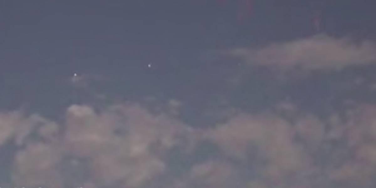 Raro fenómeno espacial iluminó el cielo en EE.UU.