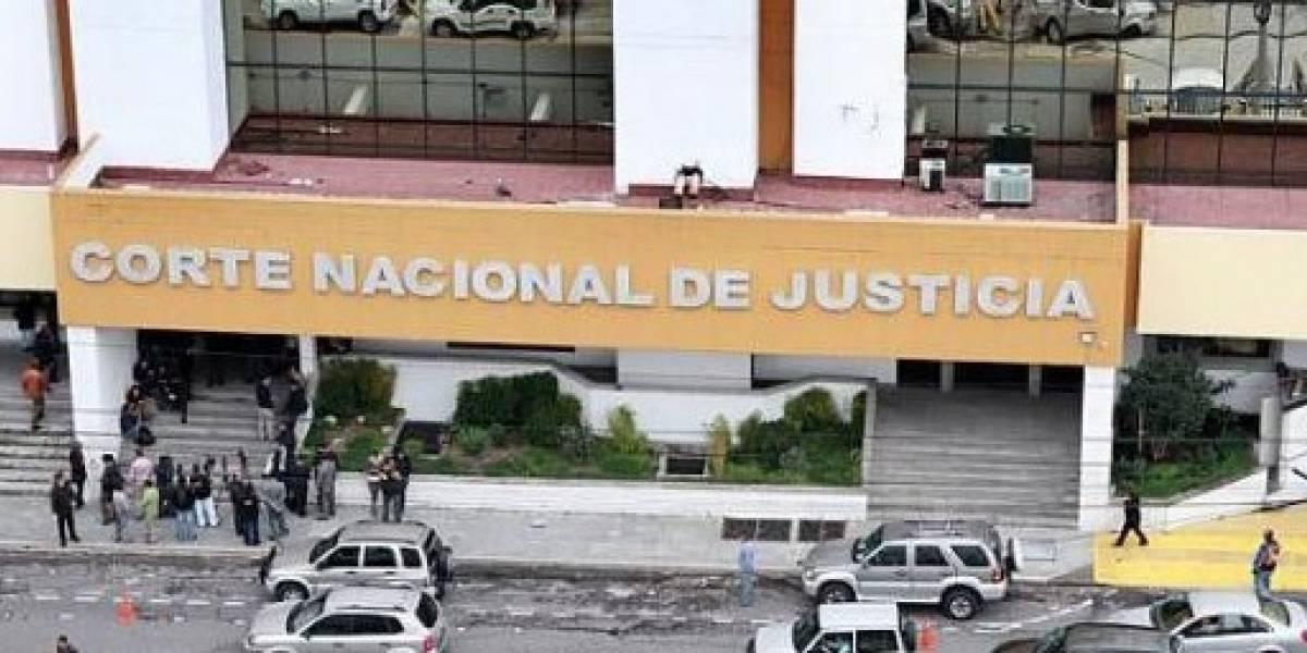 Corte Nacional de Justicia niega recusación presentada por abogado de Vicepresidente