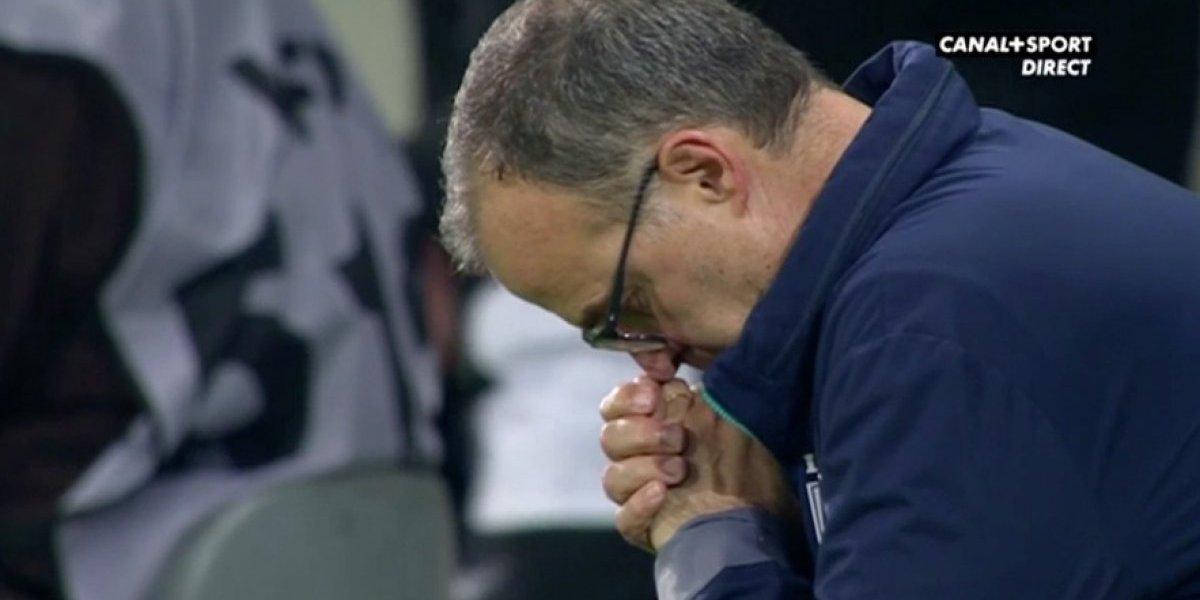 Bielsa sólo sufre en Francia: terminó rezando en drámatico triunfo del Lille por penales