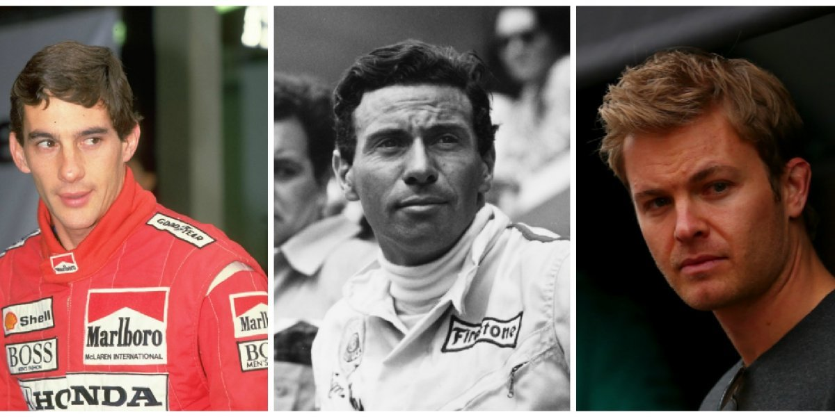 FOTOS: Los pilotos de la F1 que conquistaron México