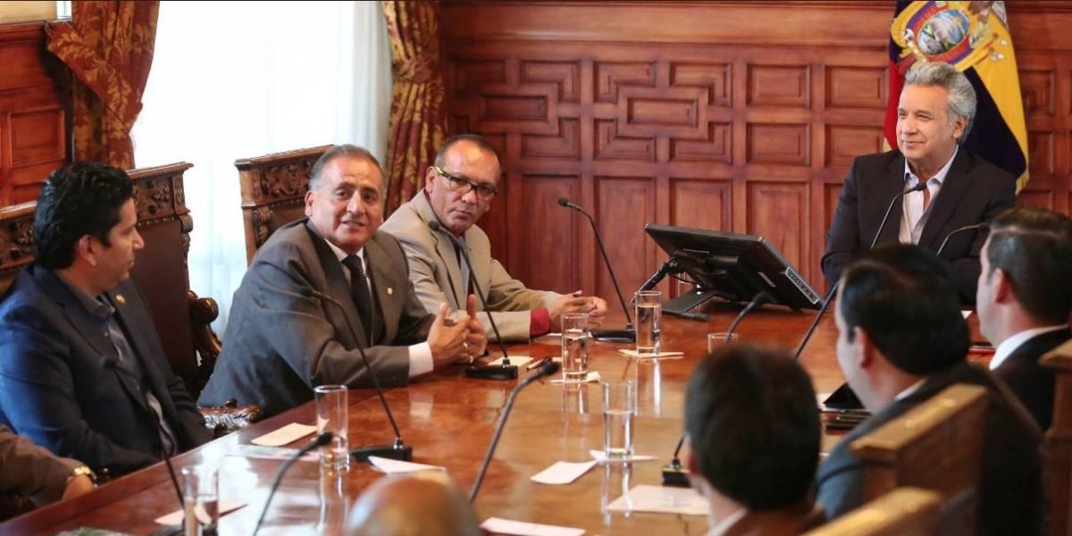 Lenín Moreno asegura que medidas económicas no afectarán a trabajadores