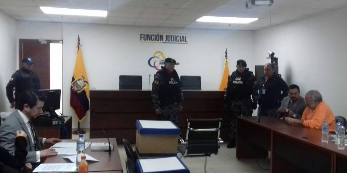 Sentencian de 6 años de prisión para Carlos P.Y., Diego T. y Marco C.