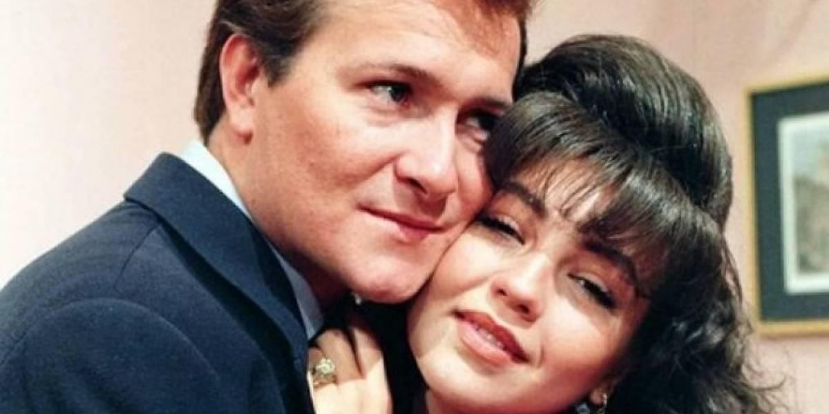 Arturo Peniche cuenta a qué olía el aliento de Thalía en escenas de besos