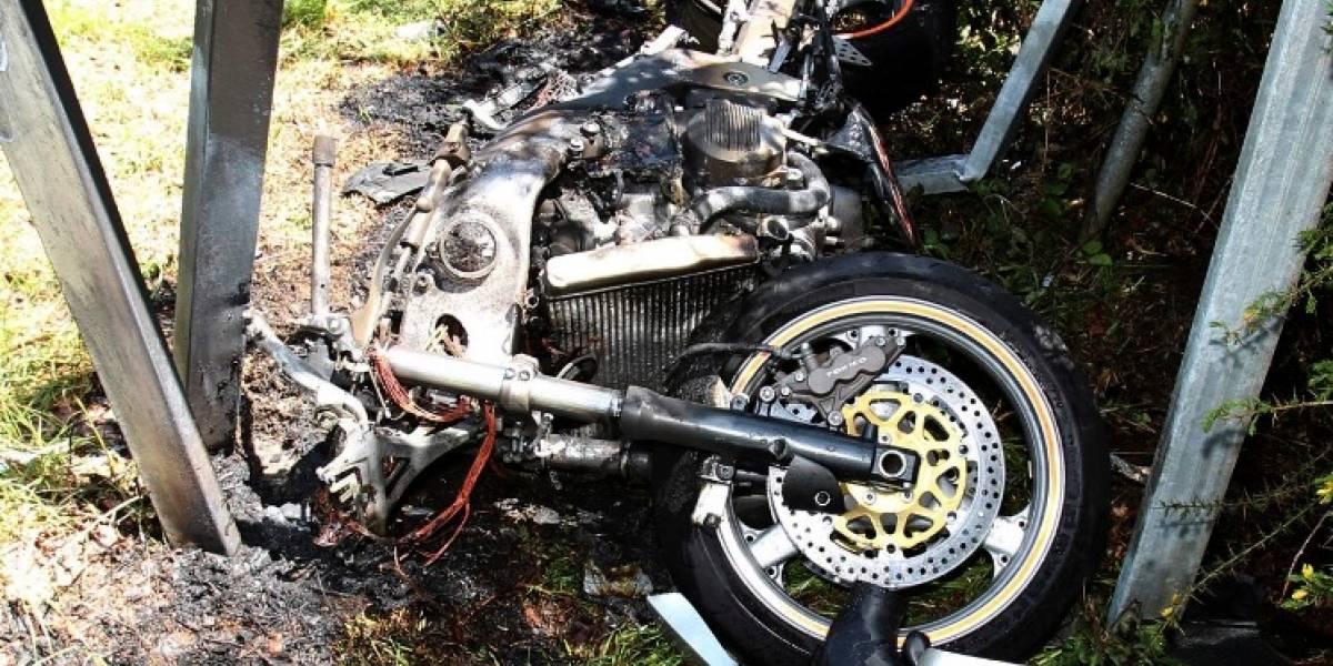 Camarógrafo de Cable Noticias fue arrollado por carros fantasmas