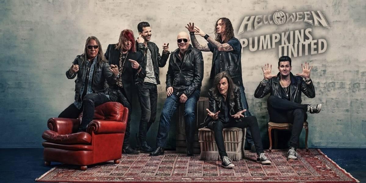 Por tercera vez llega la agrupación alemana Helloween a Colombia