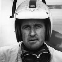 1969 Denny Hulme con McLaren