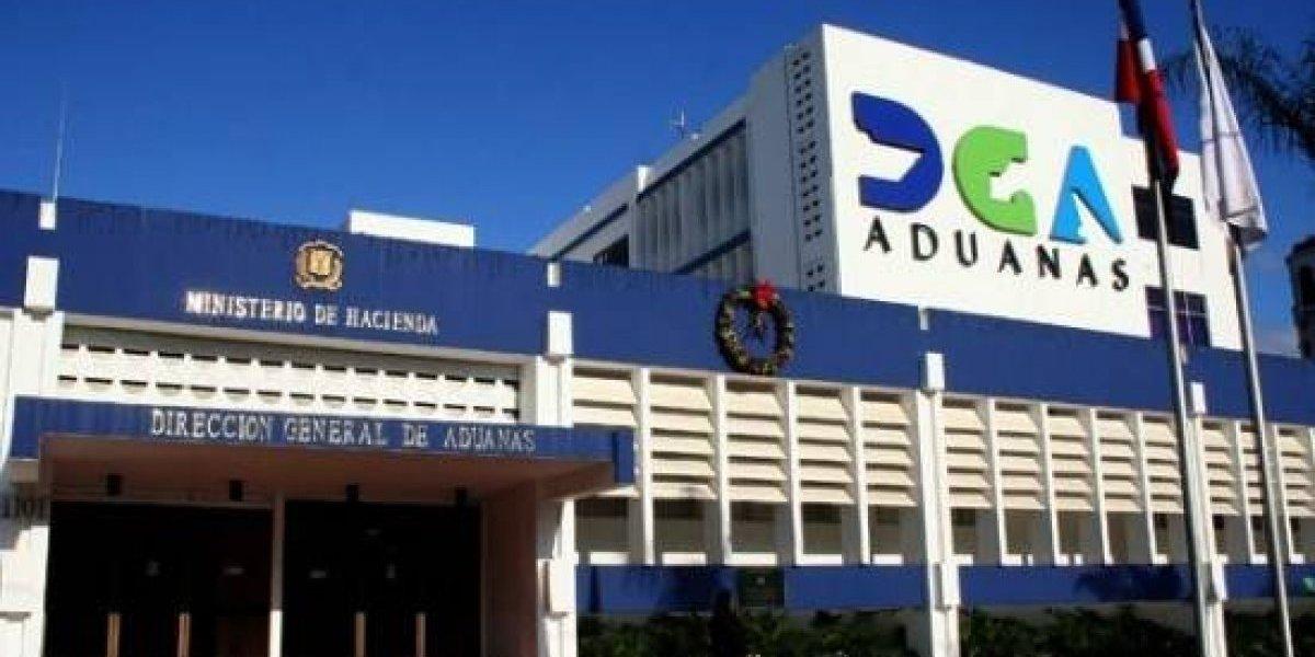 Recaudaciones aduaneras de República Dominicana aumentan un 12,33 % el año pasado