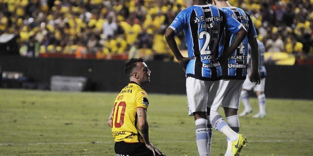 FIFA destaca la victoria de Gremio a Barcelona SC