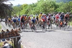 El paso de la Vuelta por oriente