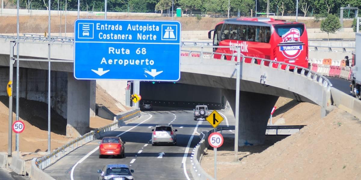 Estos serán los desvíos en rutas concesionadas durante la visita del Papa