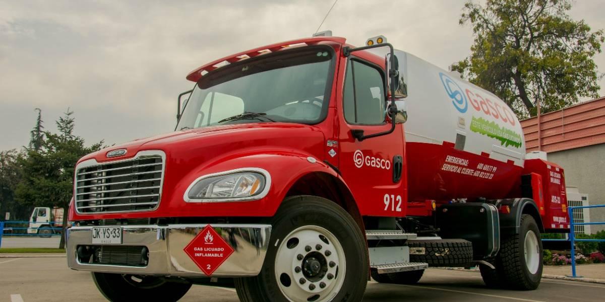 Gasco y Kaufmann se unen para usar gas en camiones