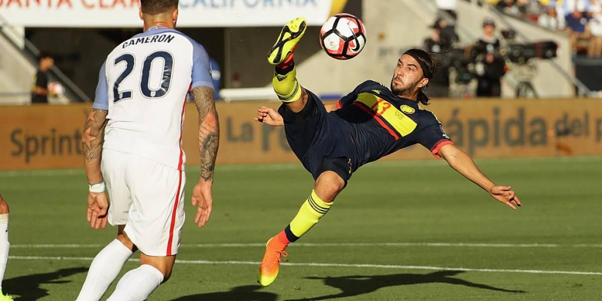 Sebastián Pérez sorprendió a los hinchas del fútbol con un cambio de look radical