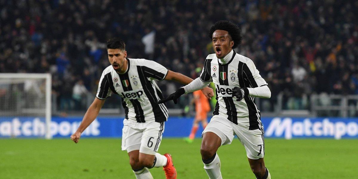 Higuain y Dybala anotaron en la goleada de Juventus