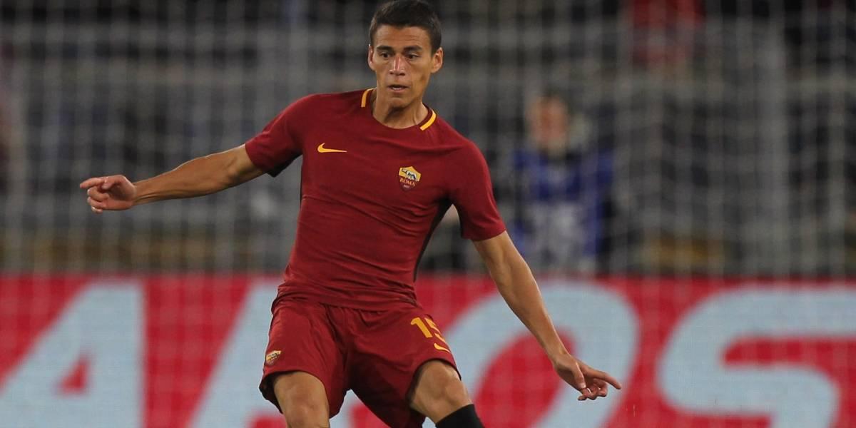 Héctor Moreno juega los 90 minutos en triunfo de La Roma