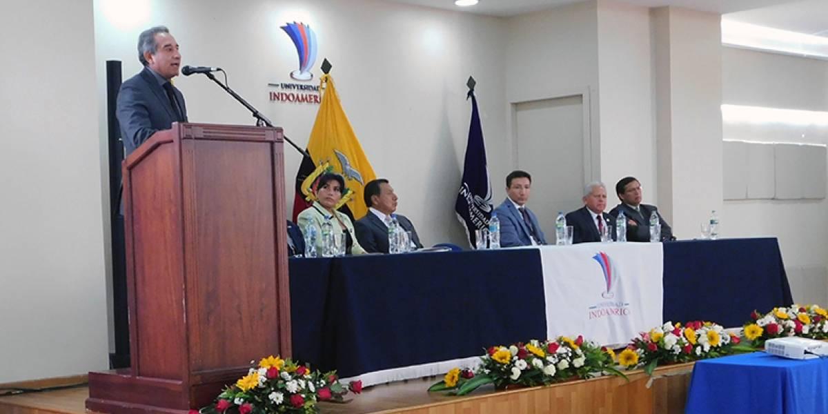Universidad Indoamérica presenta el 'I Congreso Internacional de Emprendimiento UTI 2017'